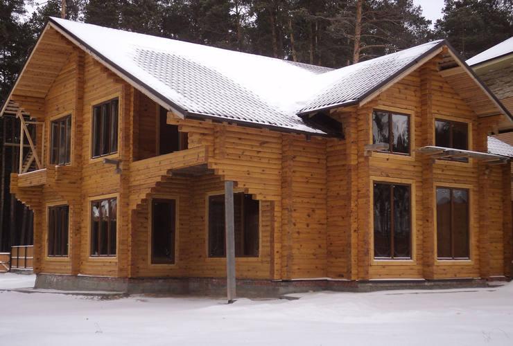 Строительство деревянных домов - мифы