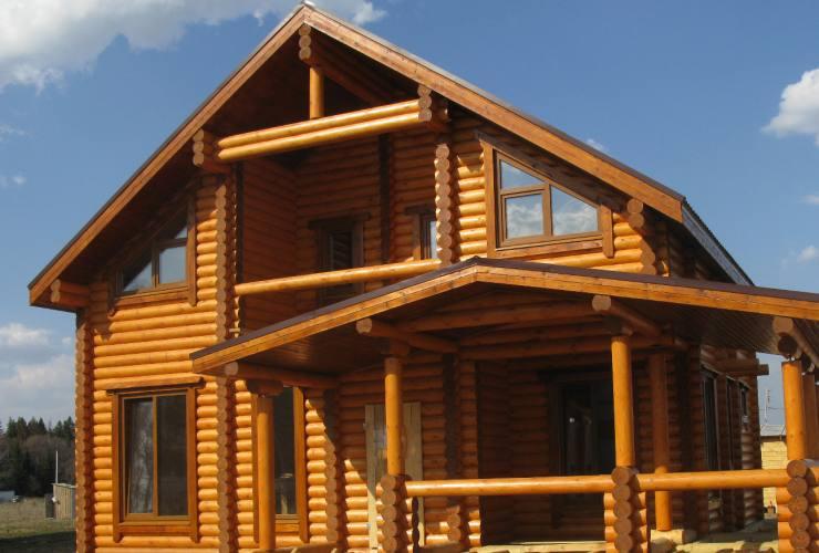 Строительство деревянных домов - преимущества