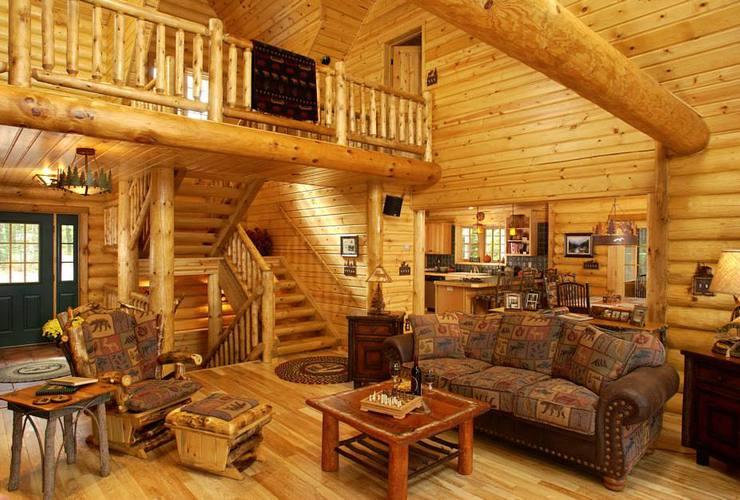 Деревянные дома. Строительство: мифы. Часть 2