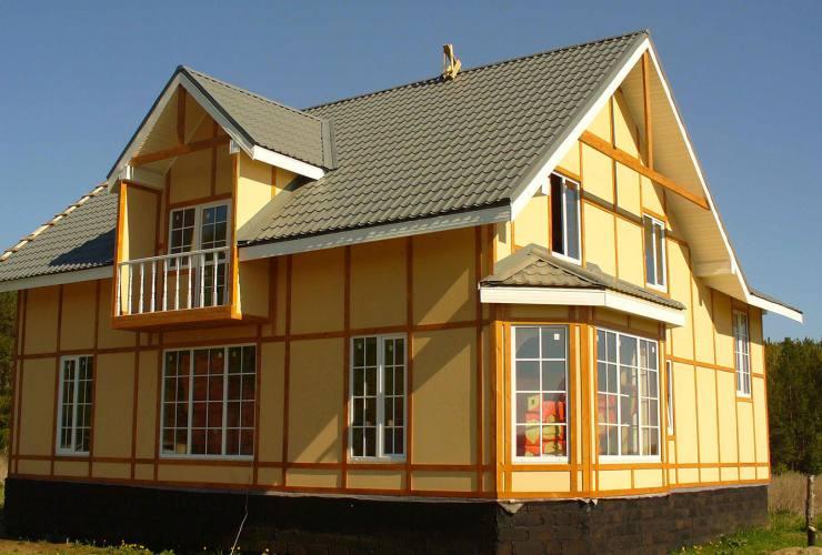 Строительство надежных деревянных домов