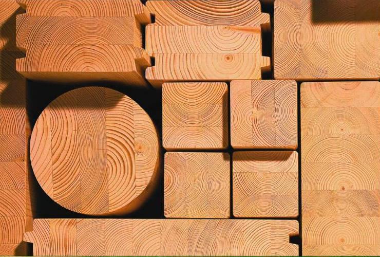 Деревянный дом-выбираем материал