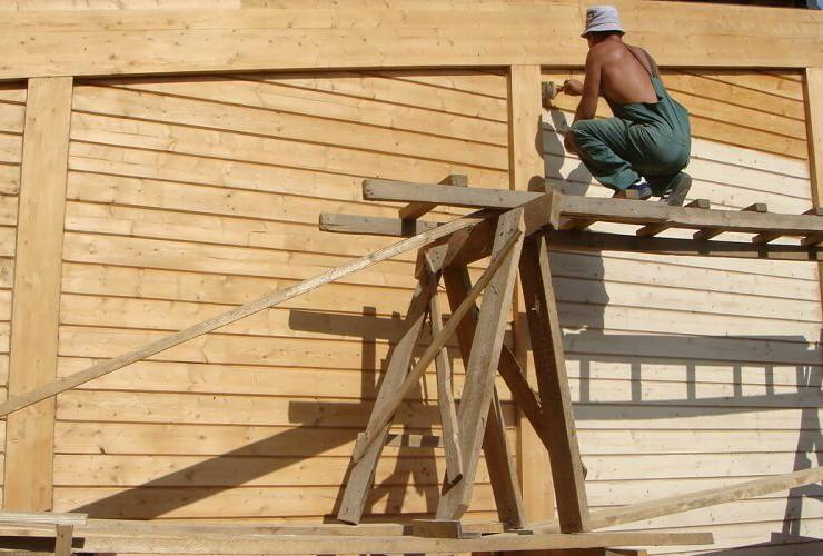 Деревянный дом - срок службы